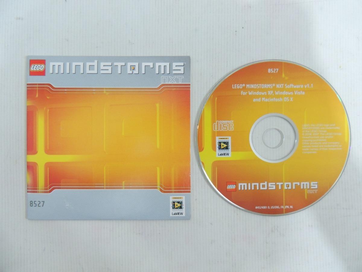 Lego Mindstorms Nxt 8527 - Kit Completo Pronta Entrega Nf