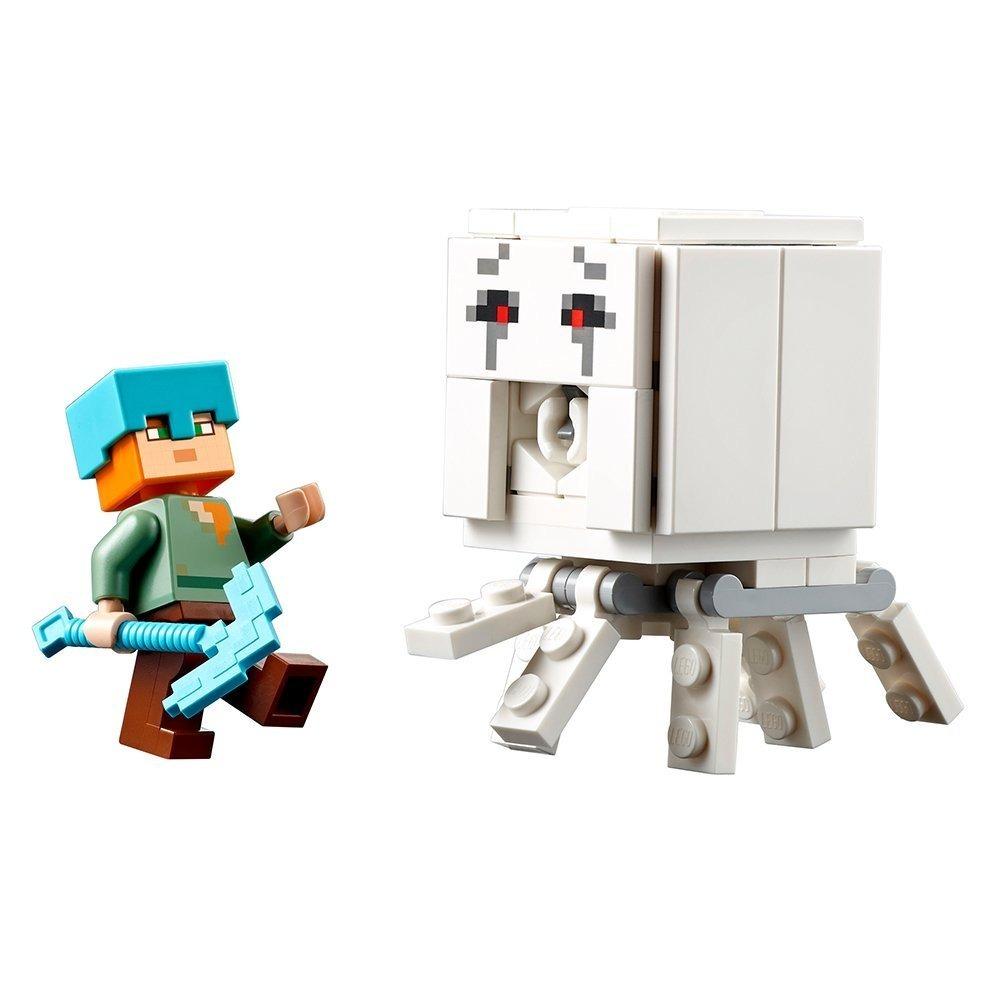 Lego Minecraft The Nether Fortress 21122 Envio Gra Y 6 Cuot