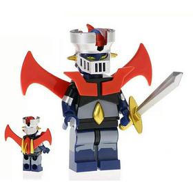 Lego Mini Figura Mazinger Z  #funkonauta