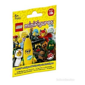 Lego Mini Figuras Serie 16 Ref: 71013