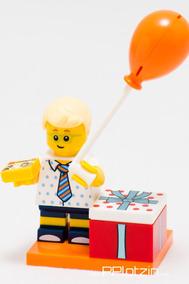 Minifigura YRTS Lego 71024 Figura 09 Elsa ¡New