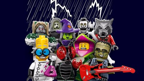 lego minifiguras serie 14 - banshee
