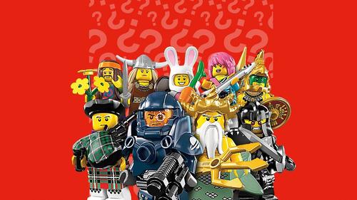 lego minifiguras serie 7 - evil knight