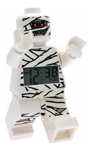 lego monster fighters reloj despertador momia