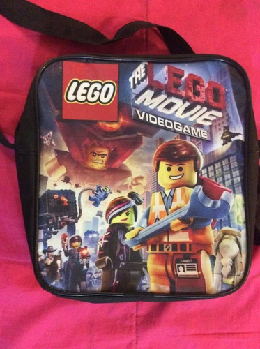 lego movie mochila