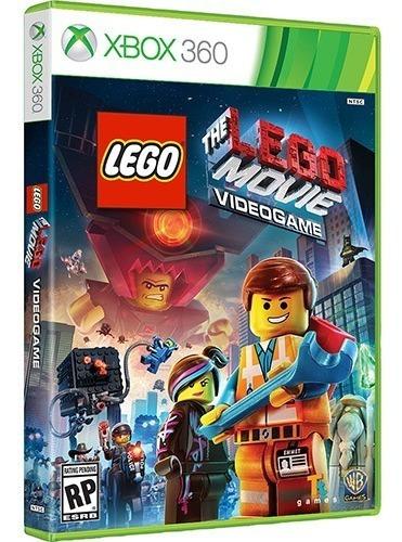 lego movie videogame xbox 360 física usado madgames