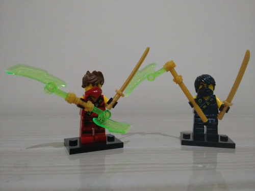 lego ninja go cole griffin turner jay kai lloyd nya