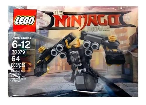 lego ninjago 30379 juguete de construccion mini modelo robot