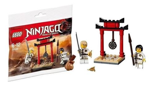 lego ninjago 30530 personaje y accesorios + cuento nº7