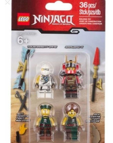 Lego Ninjago Edición Limitada Kai Minifigura W Sword /& Fire Motosierra Nuevo y Sellado