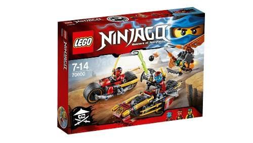 lego ninjago 70600 persecucion en la moto