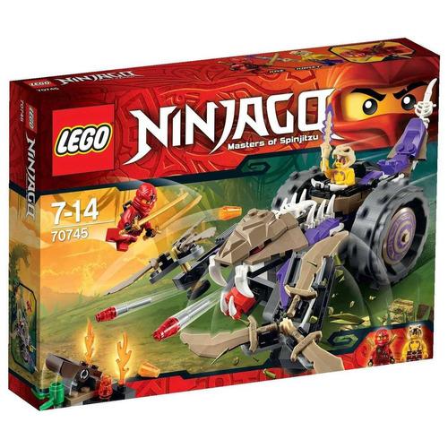 lego ninjago 70745 demoledor anacondrai