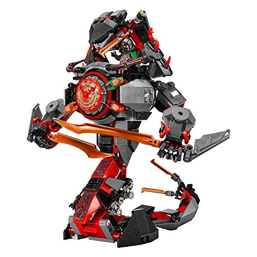 lego ninjago dawn of iron doom 70626 juguete para niños