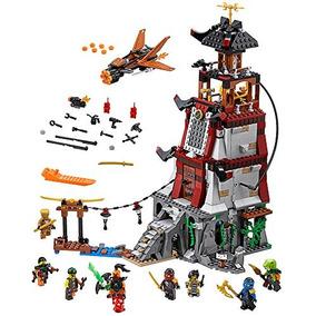 70594 En Faro Lego Asedio Niños Juguete NinjagoEl Para PXiuOTkZ