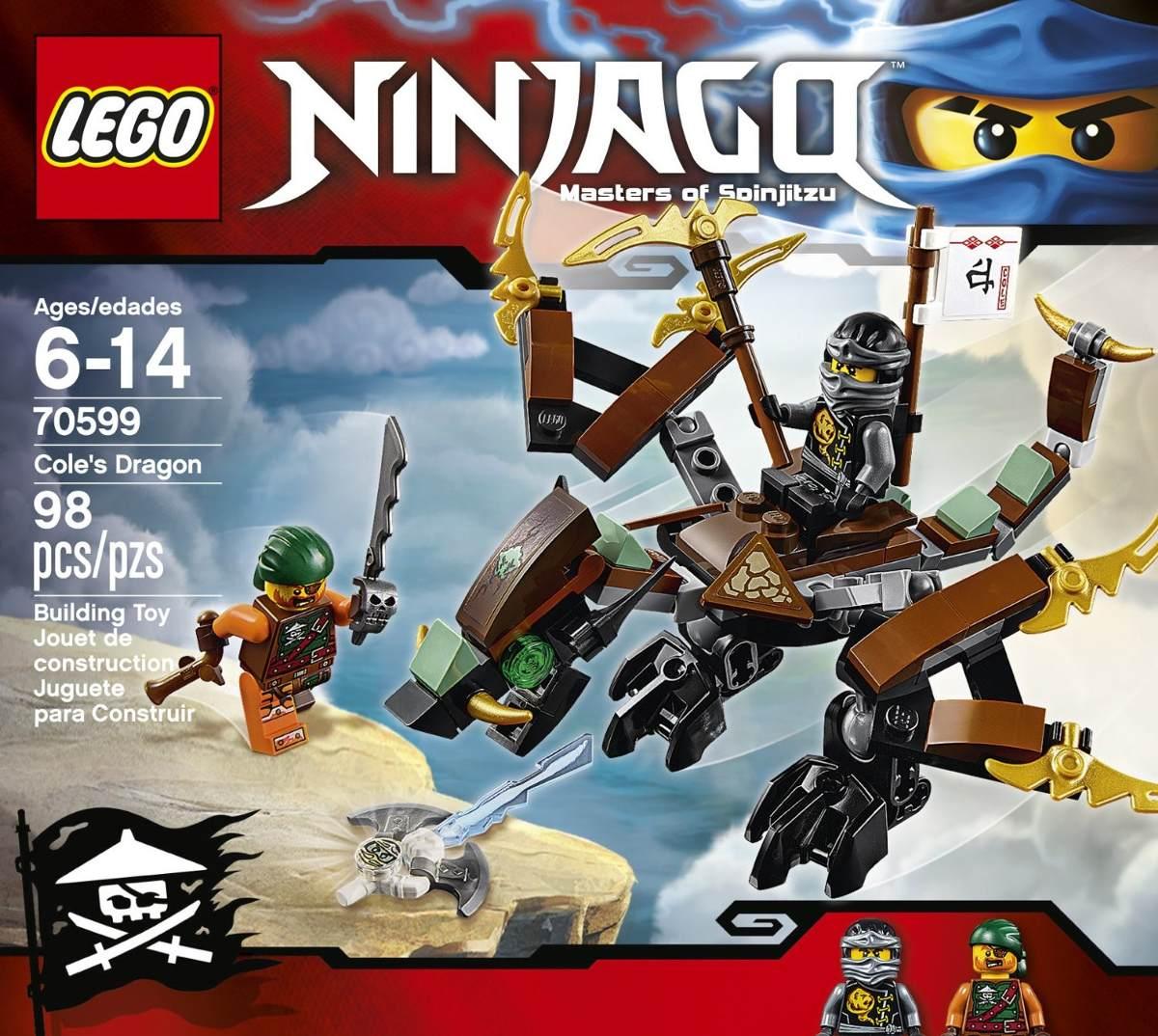 Lego De Dragon ColeMasters Of NinjagoEl Spinjitzu srthQd