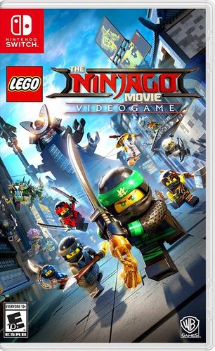 lego ninjago movie videogame nintendo switch jazz pc