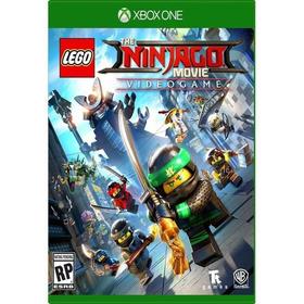 Lego Ninjago Movie Xbox One Nuevo Sellado Fisico