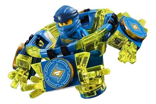 lego ® ninjago - spinjitzu jay