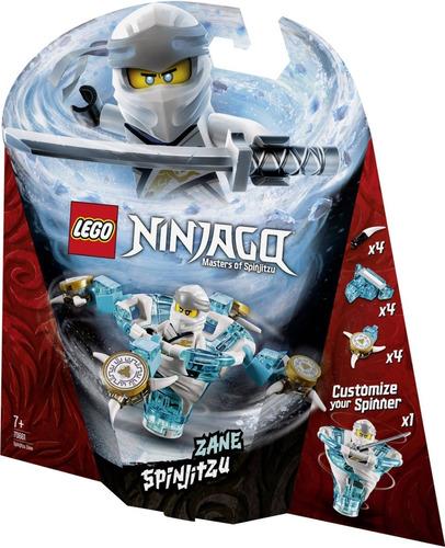 lego ® ninjago - spinjitzu zane