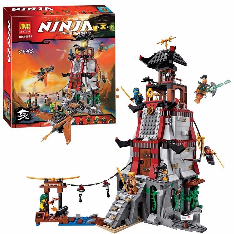 Baukästen & Konstruktion Lego  Ninjago Tor