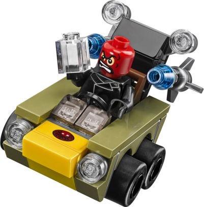 lego niños - marvel super heroes 95 piezas