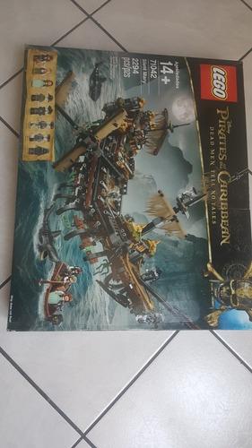 lego piratas del caribe venganza de salazar 2294 piezas
