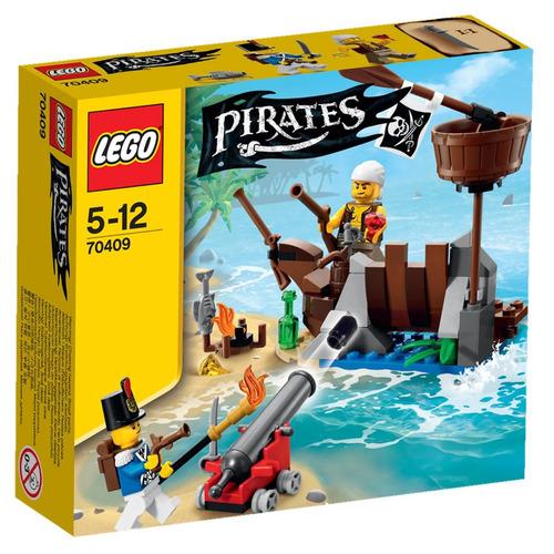 lego piratas la defensa del naufragio ref: 70409