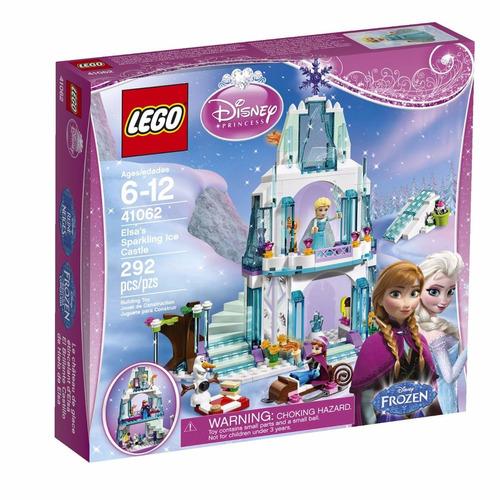 lego princesas 41062 frozen castillo de hielo elsa educando