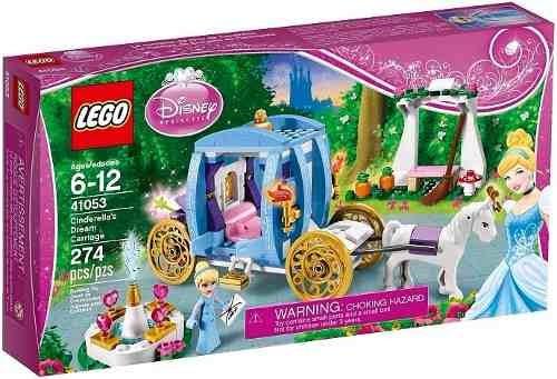lego princess 41053 la carroza encantada de la cenicienta