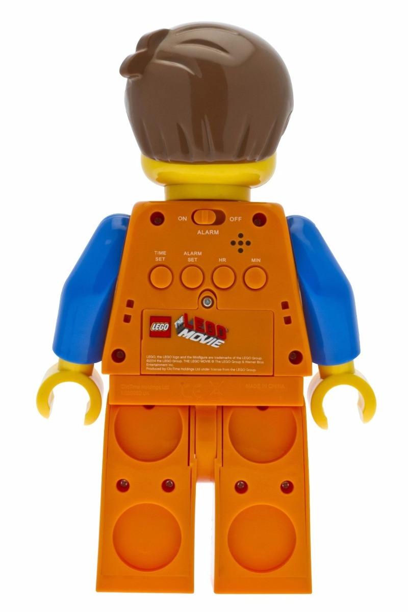 Lego Reloj Despertador Emmet 1 195 00 En Mercado Libre