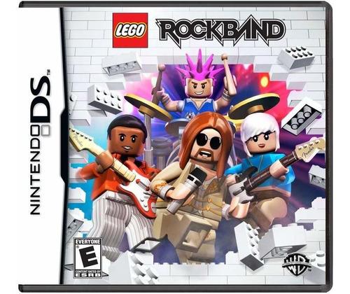 lego rock band - nintendo ds
