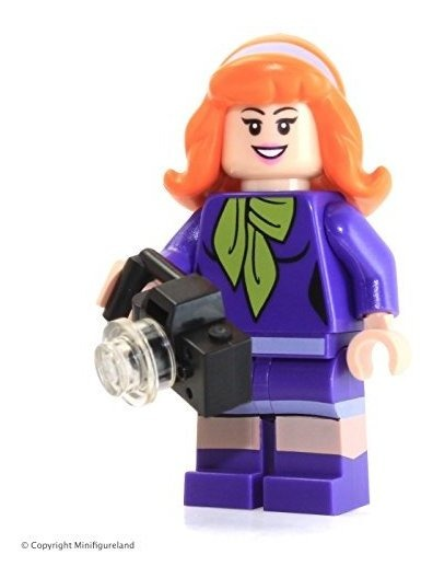 Lego Minifigura Cámara Negro Cantidad x 1 Piezas Nuevo