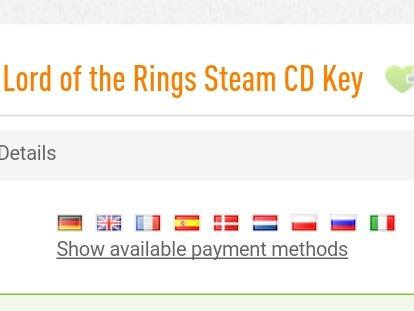 lego senhor dos anéis steam key digital código envio email