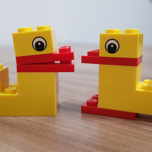 Lego® Serious Play® 30 Unid. Pato Duck 2000416 Lsp - R$ 390,00 em ...