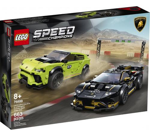 lego speed champions lamborghini urus st-x e lamborghi