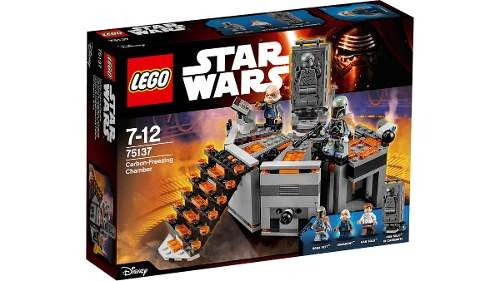 lego star war 75137 carbon freezing chamber