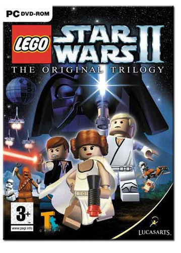 lego star wars 2 + titulos