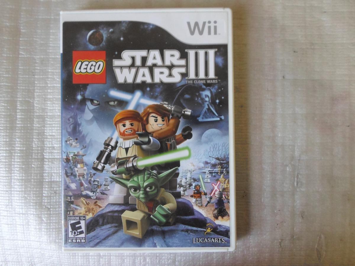 lego star wars 3 completo na caixa & manual para nintendo wi. Carregando  zoom.