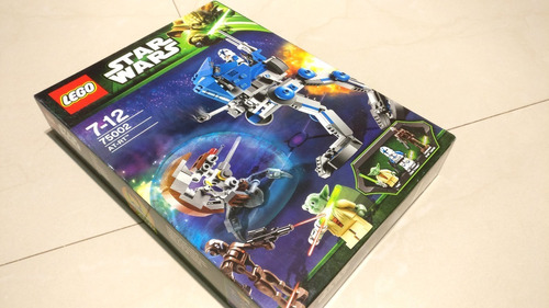 lego star wars 75002 at-rt 222 piezas set