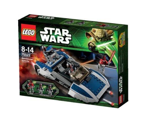 lego star wars 75022 nave terrestre mandolaria