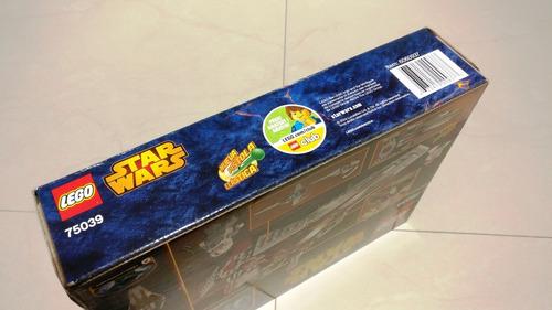 lego star wars 75039 v-wing starfighter 201 piezas set