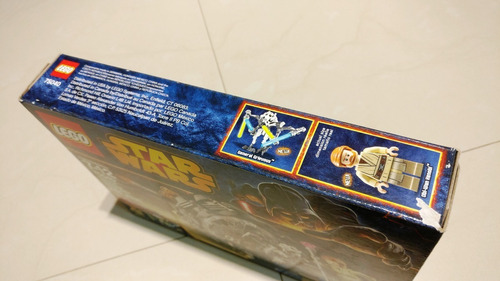 lego star wars 75040 general grievous 261 piezas set