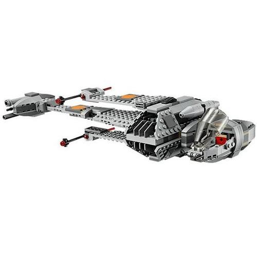 lego star wars 75050 b-wing nuevo y original