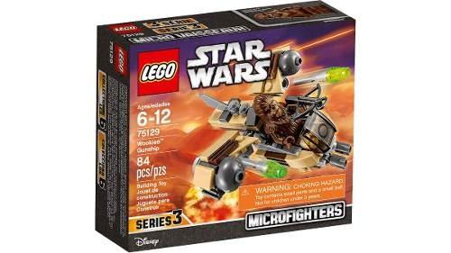 lego star wars 75129 wookie gunship