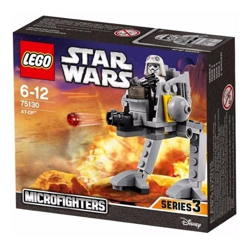 lego star wars 75130 at-dp 76 piezas