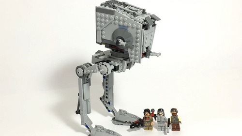 lego star wars 75153 figura caminante at-st 449 pzs