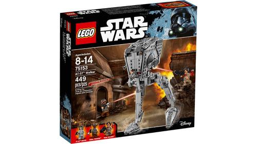 lego star wars 75153 walker caminante at-st . 100% original