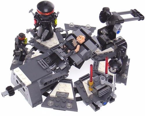 lego star wars 75183 darth vader transformation - minijuegos