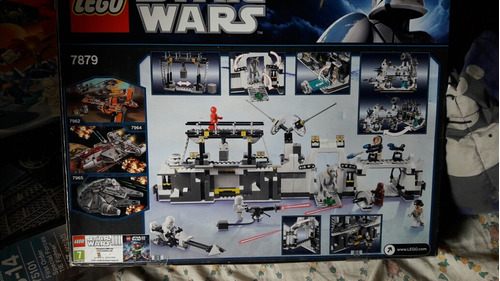 lego star wars 7879 hoth echo base hoth