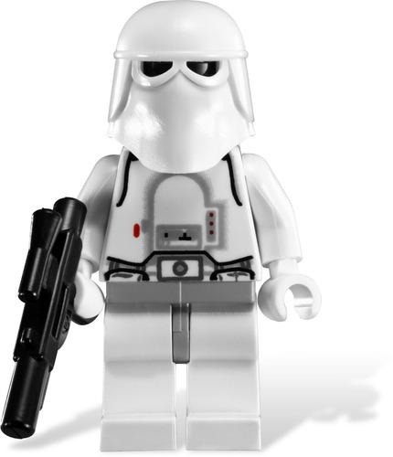 lego star wars 8084 snowtrooper battle pack 2010 muy raro
